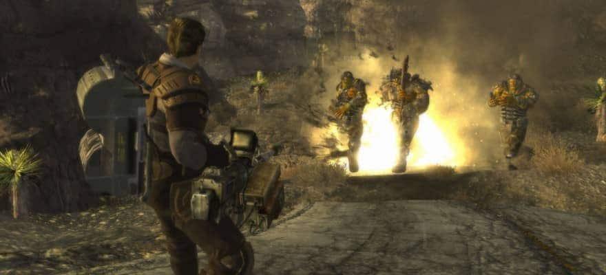 fighting mutants in fallout 4