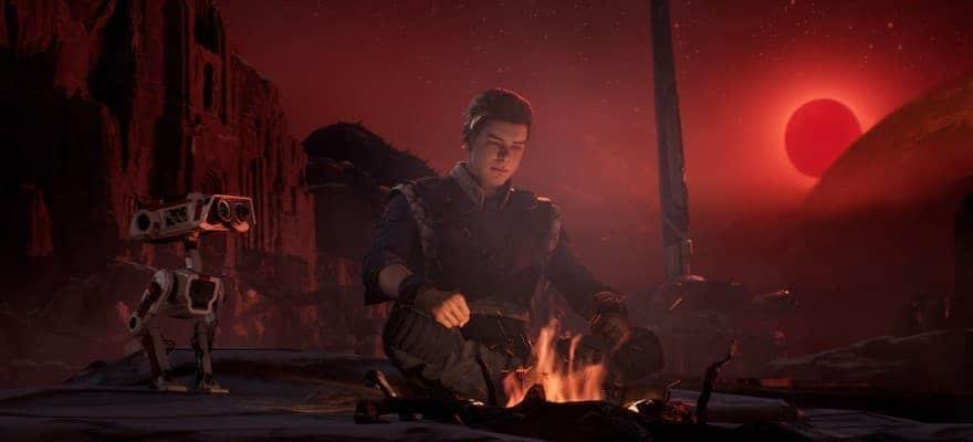 Jedi Fallen Order game