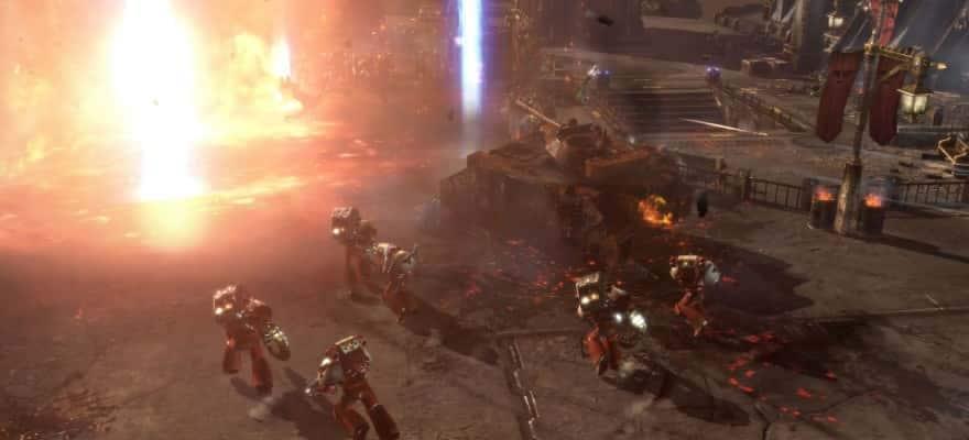 Dawn of War 2 screenshot