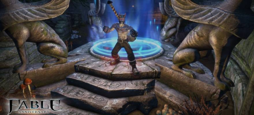 Fable 2014 remaster graphic