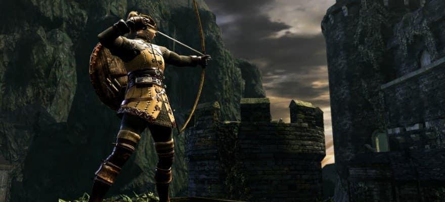 archer in dark souls