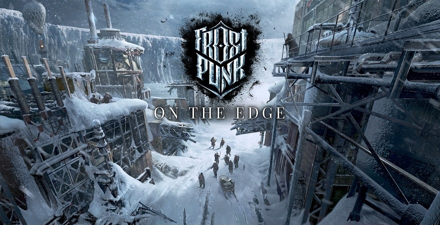 Frost punk on the edge