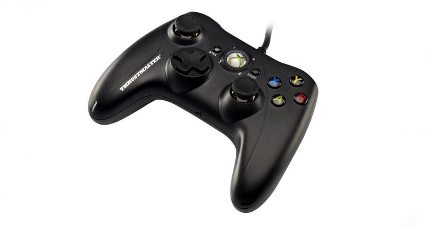 Thrustmaster GPX Gaming Controller - Xbox 360, PC - Black