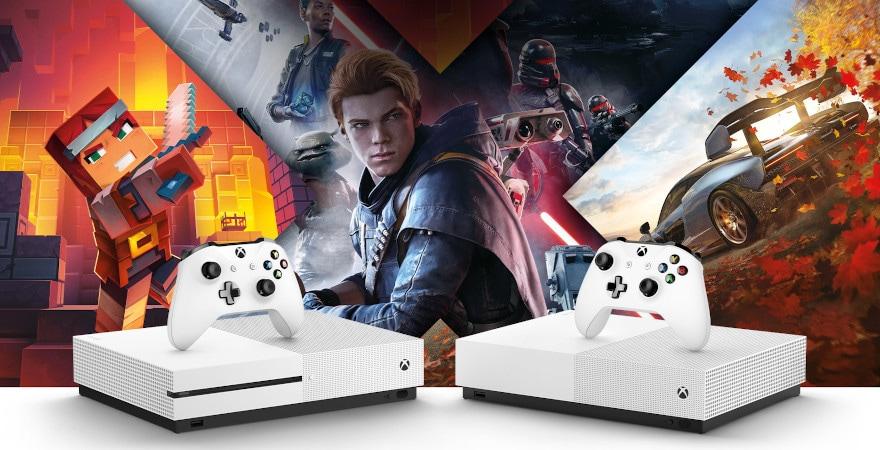 Xbox One S Entertainment