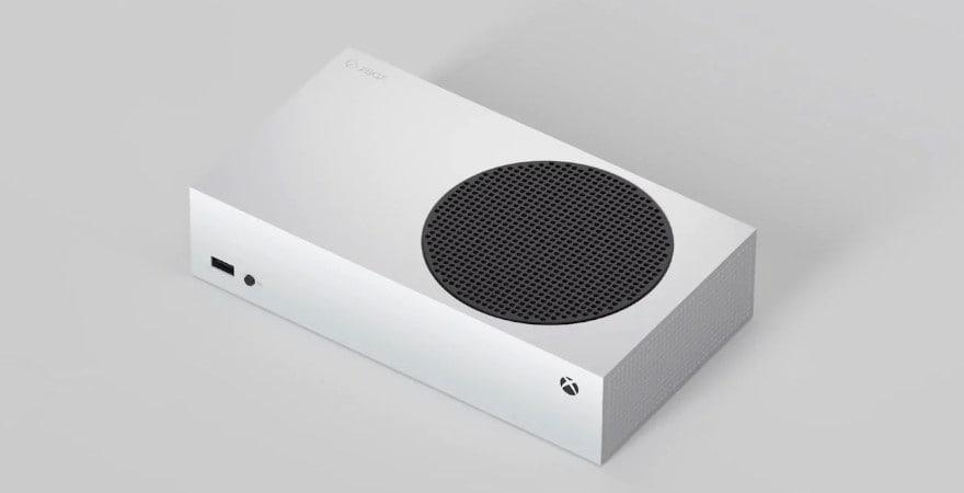 Microsoft Xbox Series S - 1TB - Preorder