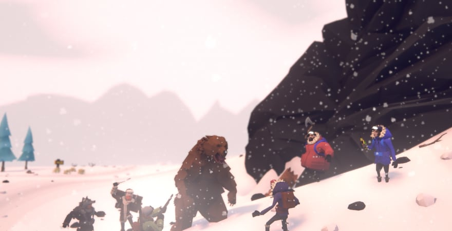 Project Winter multiplayer