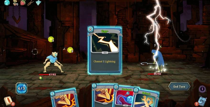 The Deck in Slay the Spire