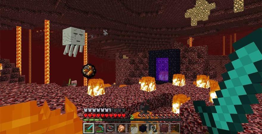 Minecraft Windows 10 Graphics