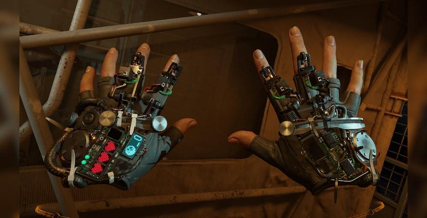 Half-Life: Alyx - hands