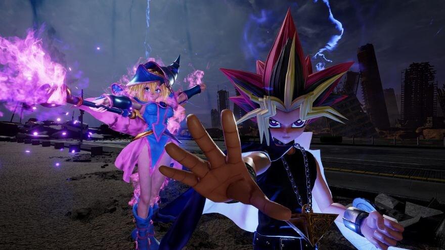 Yu-Gi-Oh Jump Force