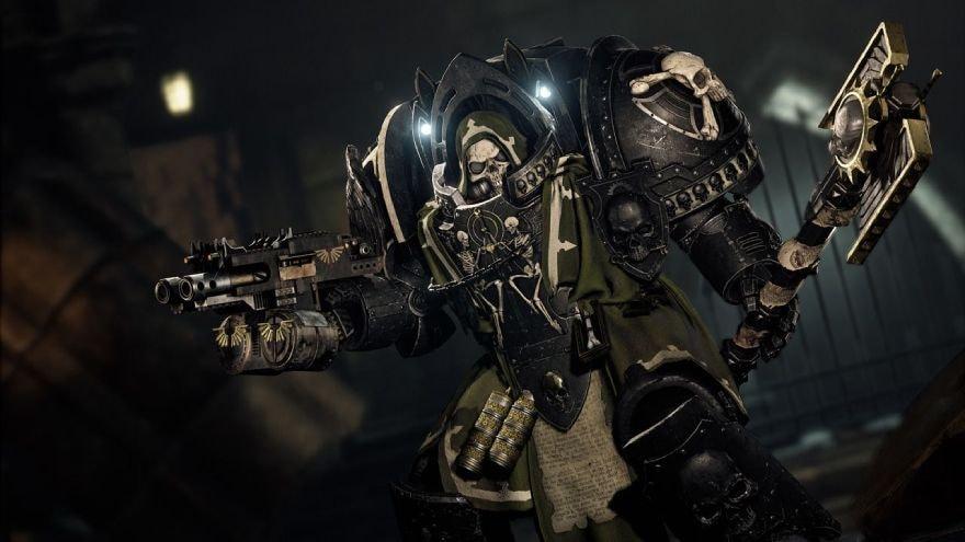 Space Hulk: Deathwing - Enhanced Edition - protagonist