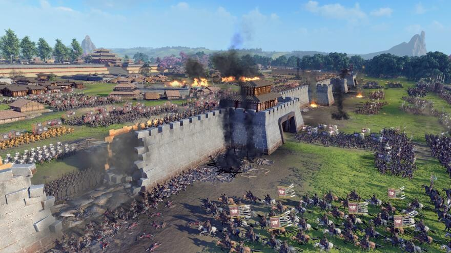 Siege in 3 Kingdom