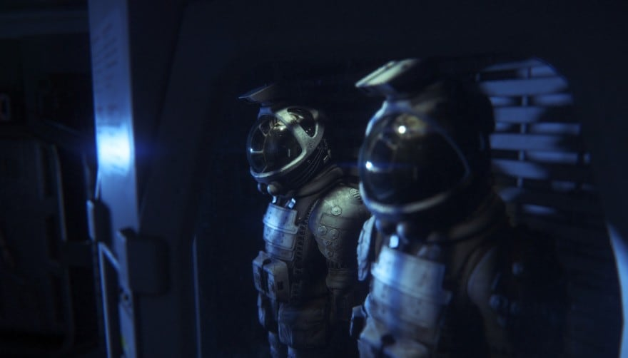 Alien: Isolation Collection - main characters