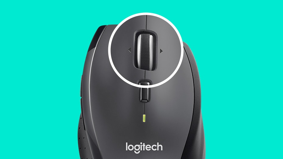 Logitech Mouse M705