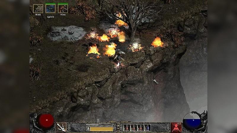 Diablo 2 1999 video game