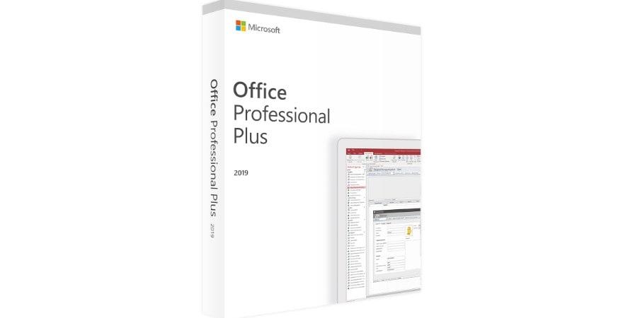 Microsoft Office Professional 2019 Plus