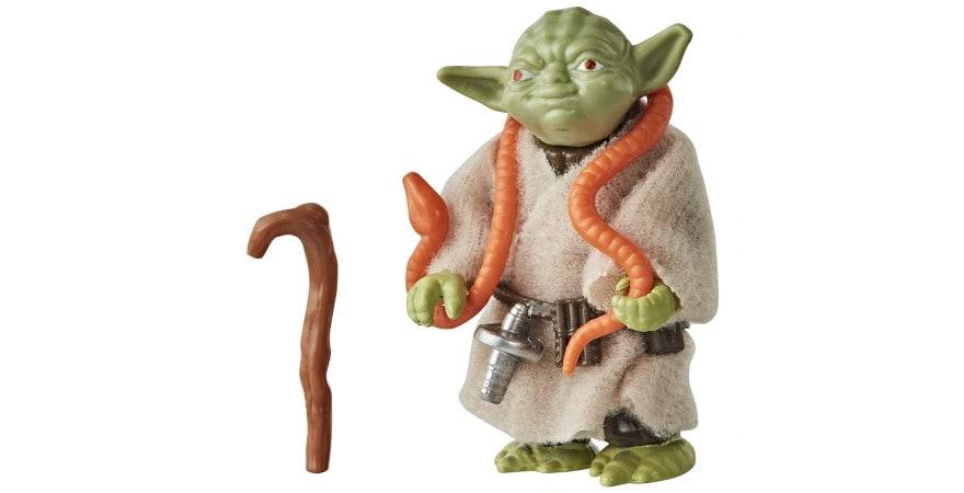 Yoda - Star Wars S3 Retro Figures Assortment - Hasbro