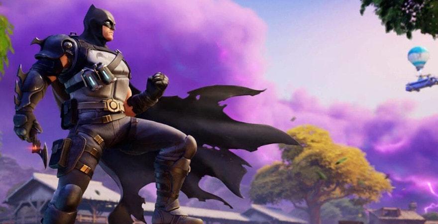 Batman Zero Skin Bundle Fortnite