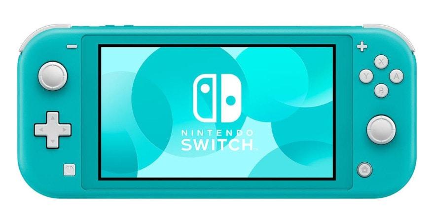 Nintendo Switch Lite -Grey