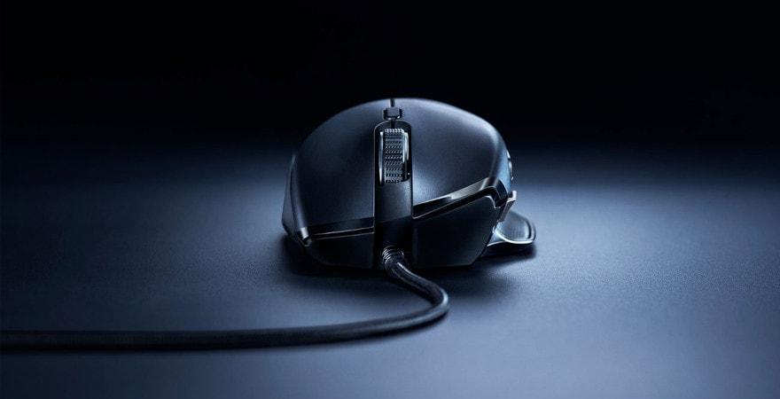 Razer Basilisk Wired Mouse Optical Sensor DPI 8 Buttons