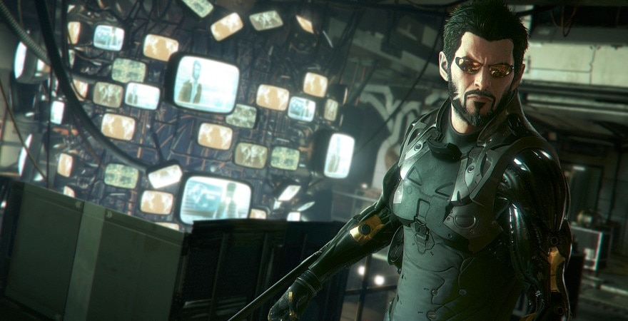 Deus Ex: Mankind Divided | Digital Deluxe Edition