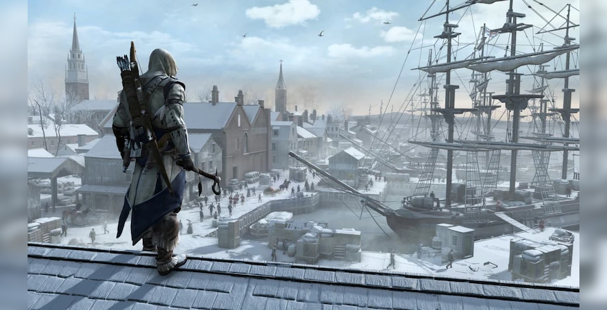 Asssassin's Creed 3