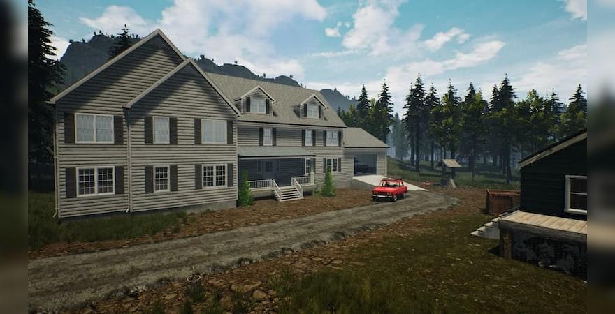 Ranch simulator game
