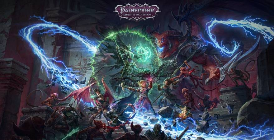 pathfinder wrath of the righteous promo