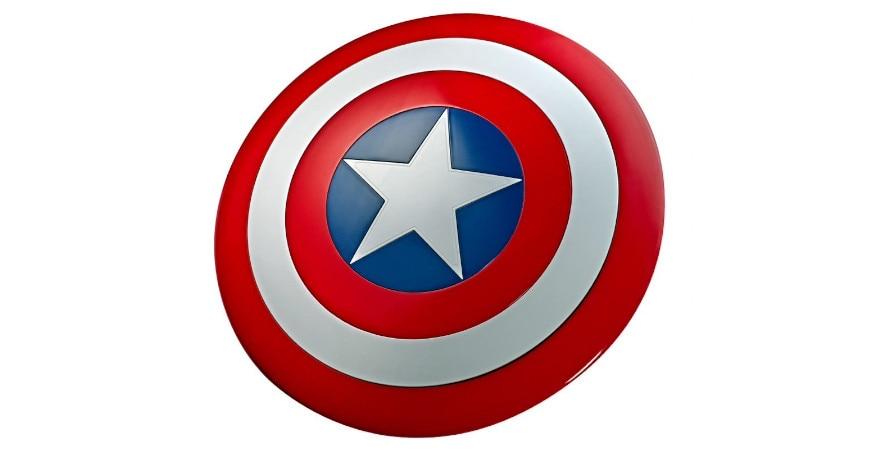 Captain America Shield - Marvel Legends Series (80th Anniversary) - Hasbro