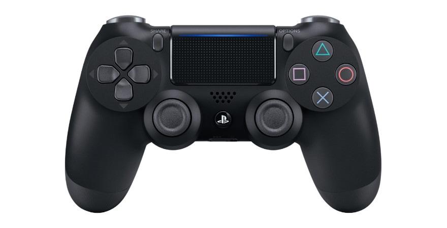 Sony PlayStation DualShock 4 Controller - Black