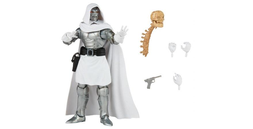 Dr. Doom - Marvel Legends Build a Figure - Hasbro