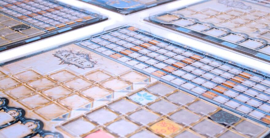 Azul: Kryształowa Mozaika