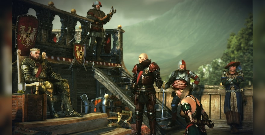Witcher 2 Assassins of Kings Enhanced Edition