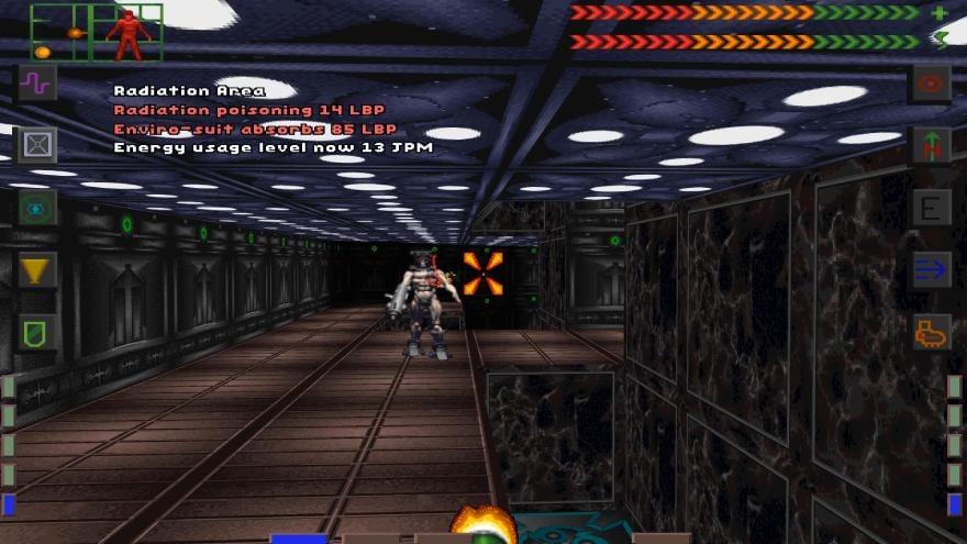 System Shock Enhanced Edition - shoot