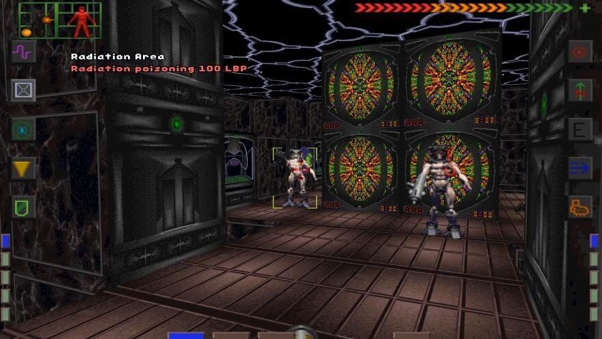 System Shock Enhanced Edition - gamescreen