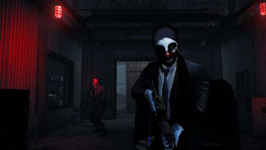 PAYDAY 2: LEGACY COLLECTION - hero