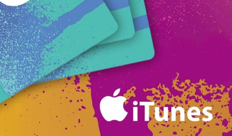 Apple iTunes Gift Card